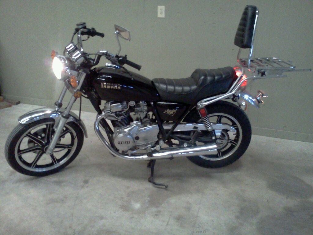 YamahaXS400