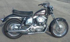 1970 XLH Sportster