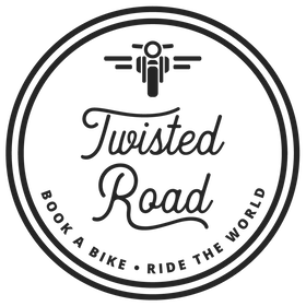 Twisted Road Logo